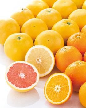 グレープフルーツの湯