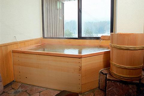 目薬の木風呂