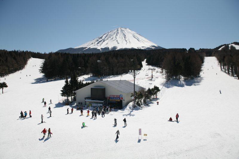 Fujiten ふじてんスノーリゾート 概観写真